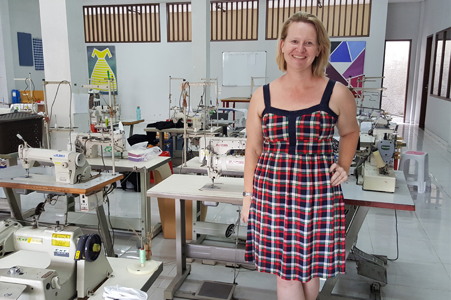 low moq clothing manufacturer siobhan and fionnuala garment manufacturing